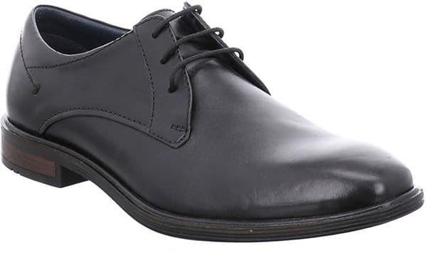 Josef Seibel Jonathan 03 Lace Mens Shoes Black